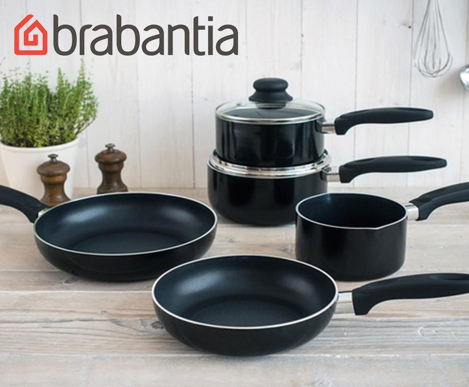 Brabantia Aluminium Inductie Pannen SALE!