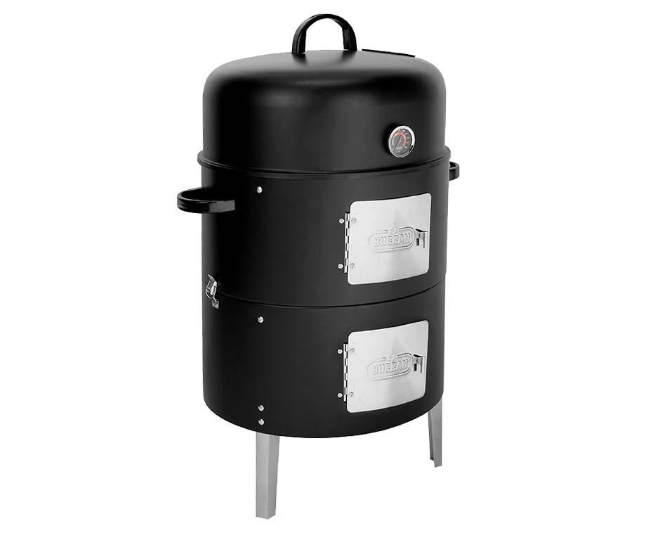 Buccan Durham Smokey Canon BBQ Authentiek Grillen En Roken