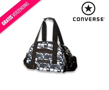 5e6db242a19 Converse Backpack, Reistas of Classic Reporter in Zwart of Blauw - GRATIS  Verzending!