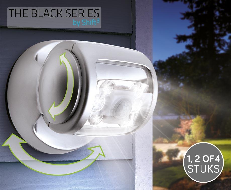 Draadloze Felle LED Verlichting Met Sensor - 1, 2 Of 4 Met Oplopende ...