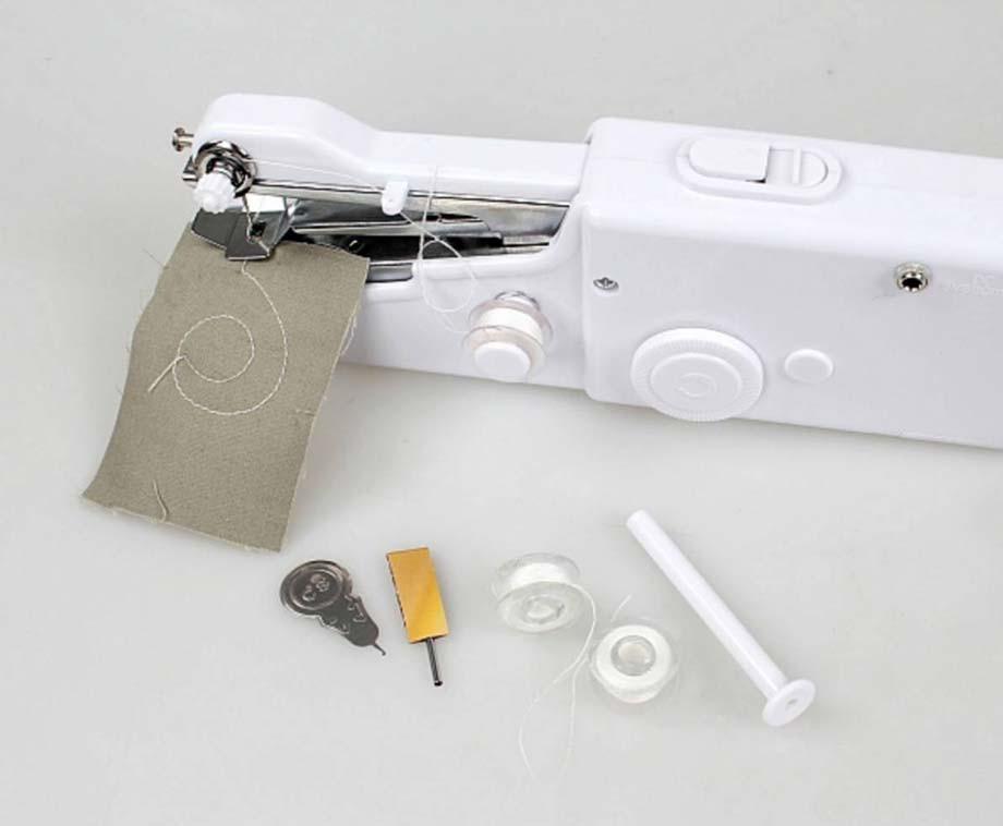 Easy Stitch Handnaaimachine 1+1 GRATIS - Draadloos Te Gebruiken!