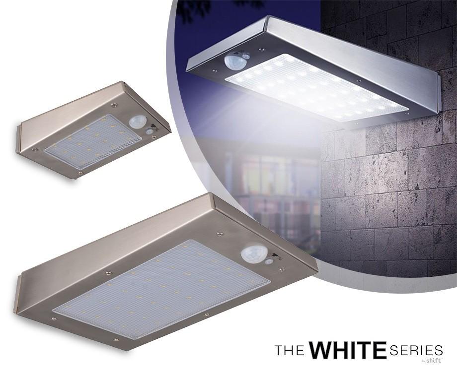 Solar LED Beveiligingslampen Met Bewegingssensor - Praktisch ...