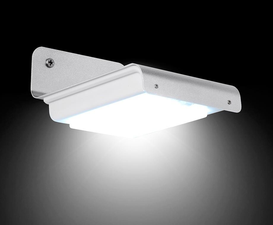 2-Pack Eco Solar LED Buitenlampen - Werkt Volledig Op Zonne-Energie!