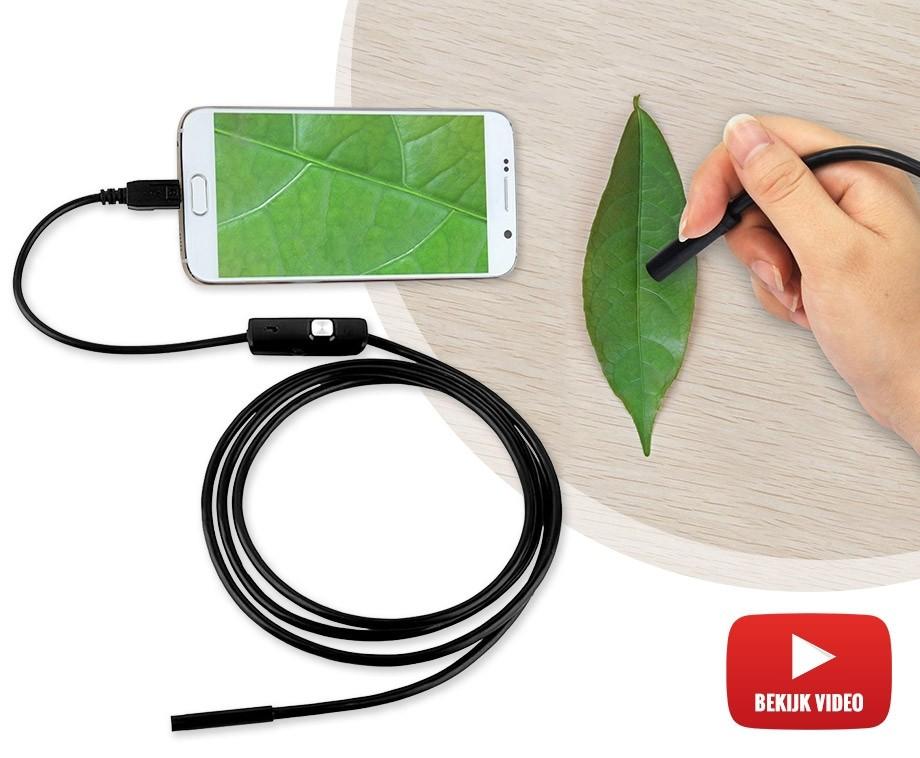 Endoscoop HD Camera - Maak Foto's Video's En Geluidsopnames!
