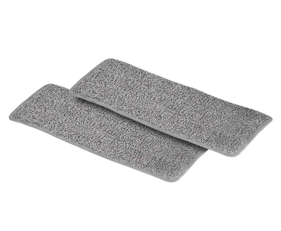 2 Extra Pads Voor Harry Smarty Flat Mop - Gemaakt Van Ultrafijn Microfiber!