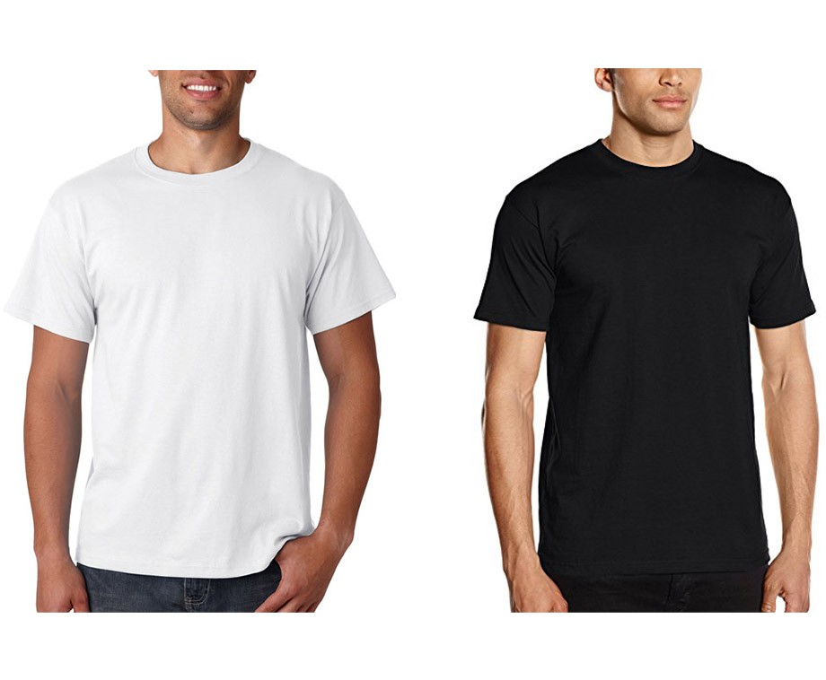12-pack T-shirts Van Fruit Of The Loom - 100% Katoen!