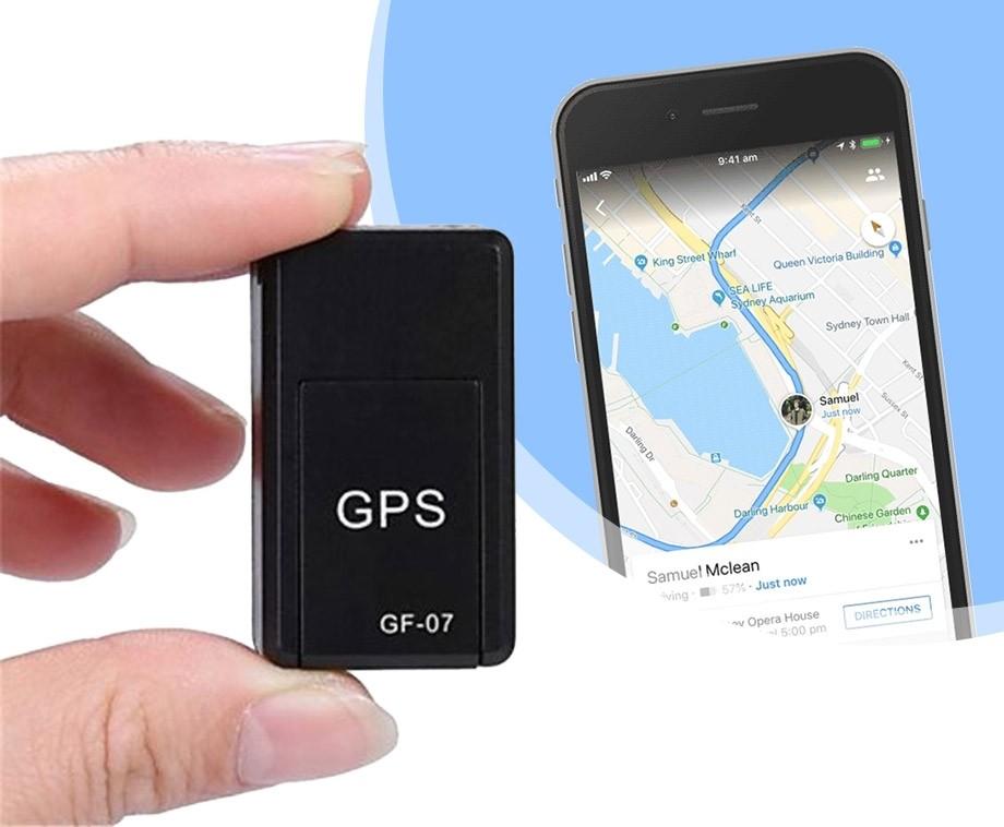 Mini Real Time GPS Tracker - Traceer Auto, Motor En Andere Spullen!