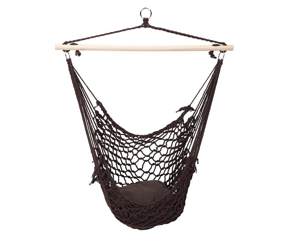 Hang Schommelstoel Voor Buiten.Comfortabel Hangstoel Gehaakt Echte Eyecatcher Voor Binnen En Buiten