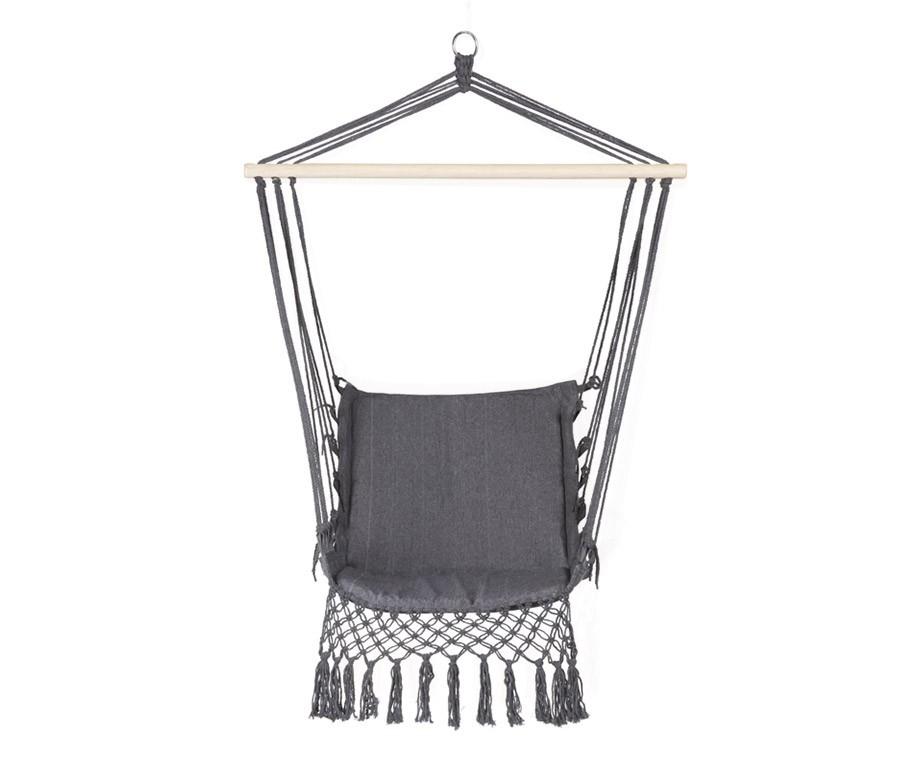 Hoe Maak Je Een Hangstoel.Luxe Hangstoel Maak Een Comfortabele Hangplek In De Tuin