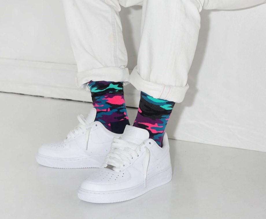 6 Paar Happy Socks - Verrassingspakket Voor Hem Of Haar!