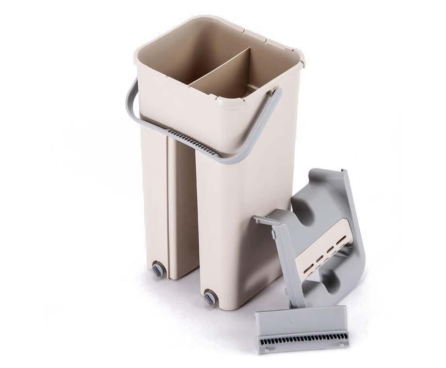 Harry Smarty Flat Mop - Met Innovatief Zelfreinigend Mechanisme!