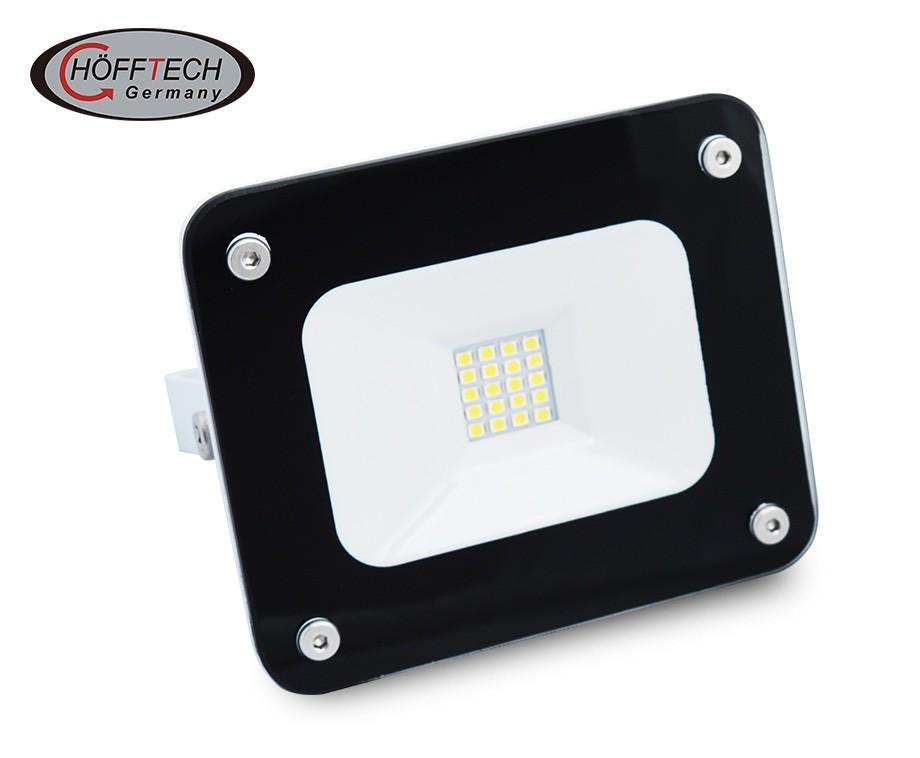 Hofftech 10W Ultra Dunne SMD LED Straler - 1, 2 Of 4 Met Oplopende Korting!