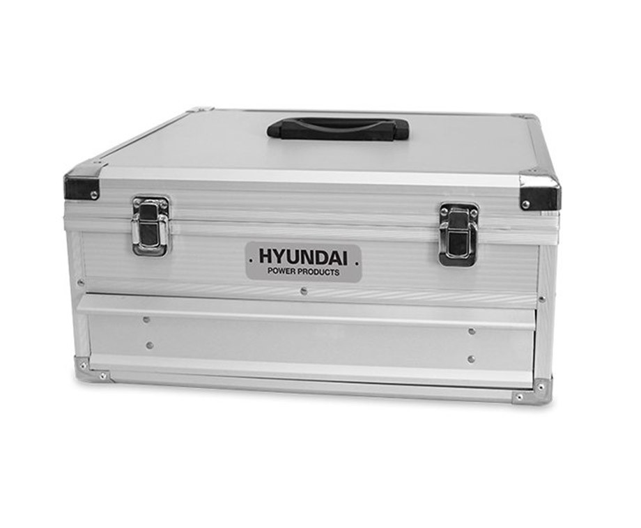 275-Delige Hyundai Oplaadbare Boormachine 18V - In Luxe Koffer!