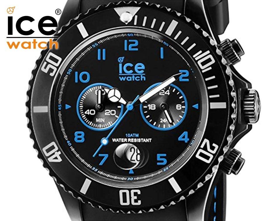 ice watch chrono drift een stoer horloge voor elke. Black Bedroom Furniture Sets. Home Design Ideas