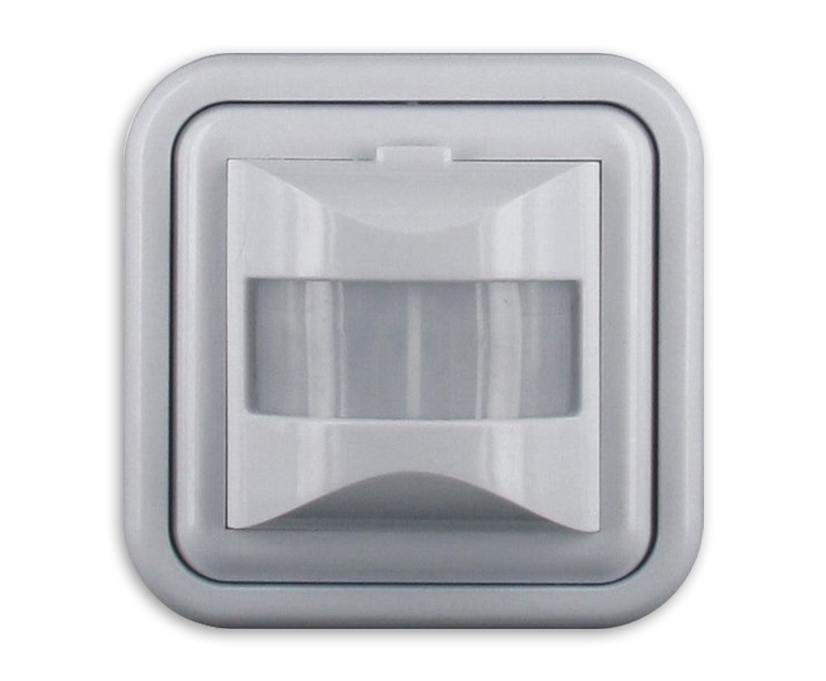Infrarood Bewegingsdetector - Voor Automatische Verlichting ...