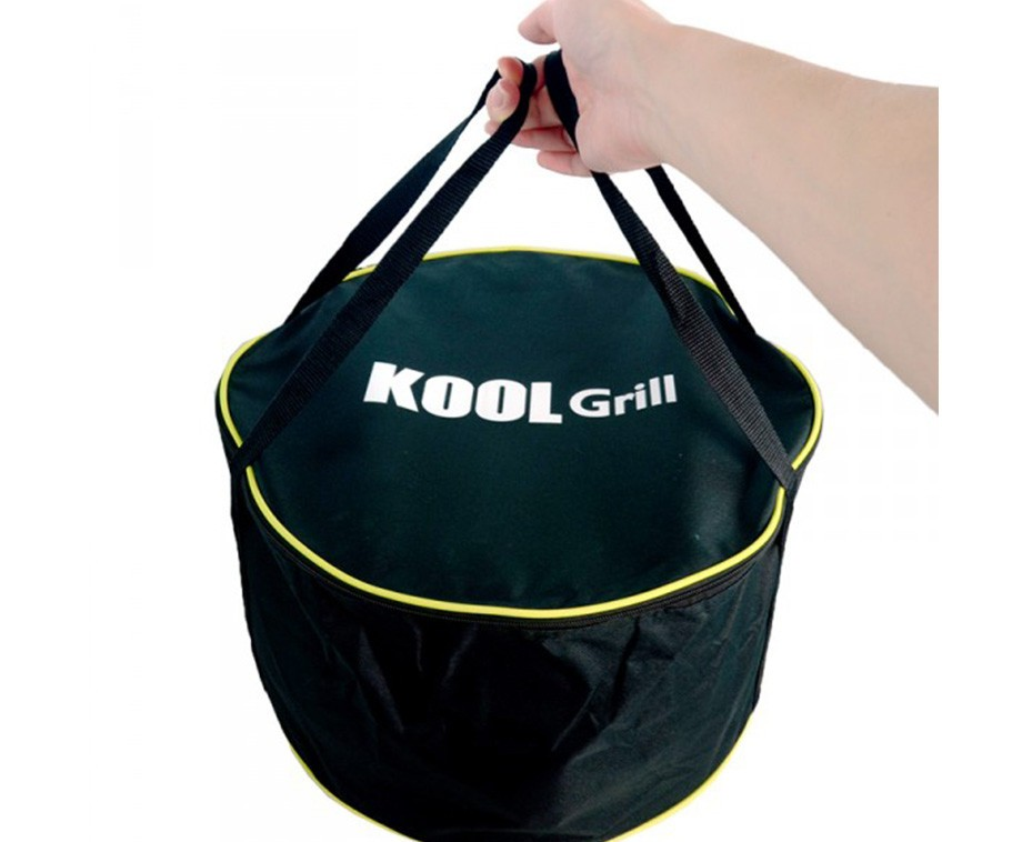 how to use kool grill