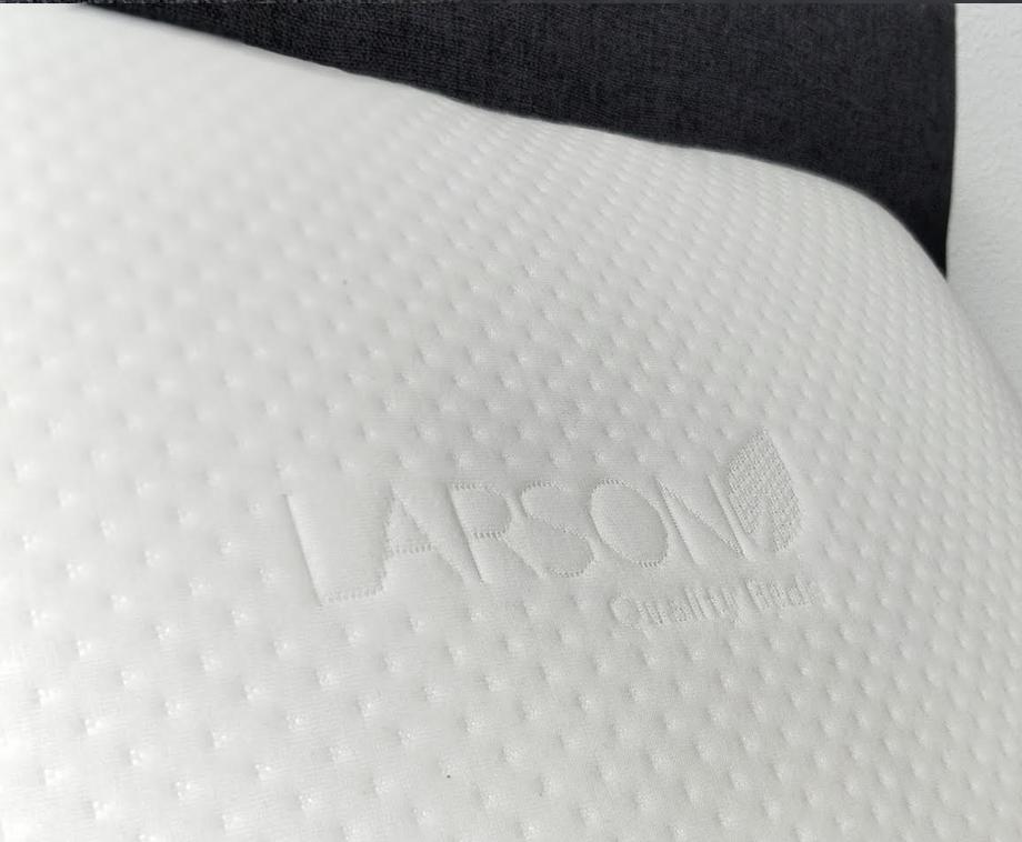 Memory Foam Kussen : Larson comfort memory foam hoofdkussen met oplopende korting