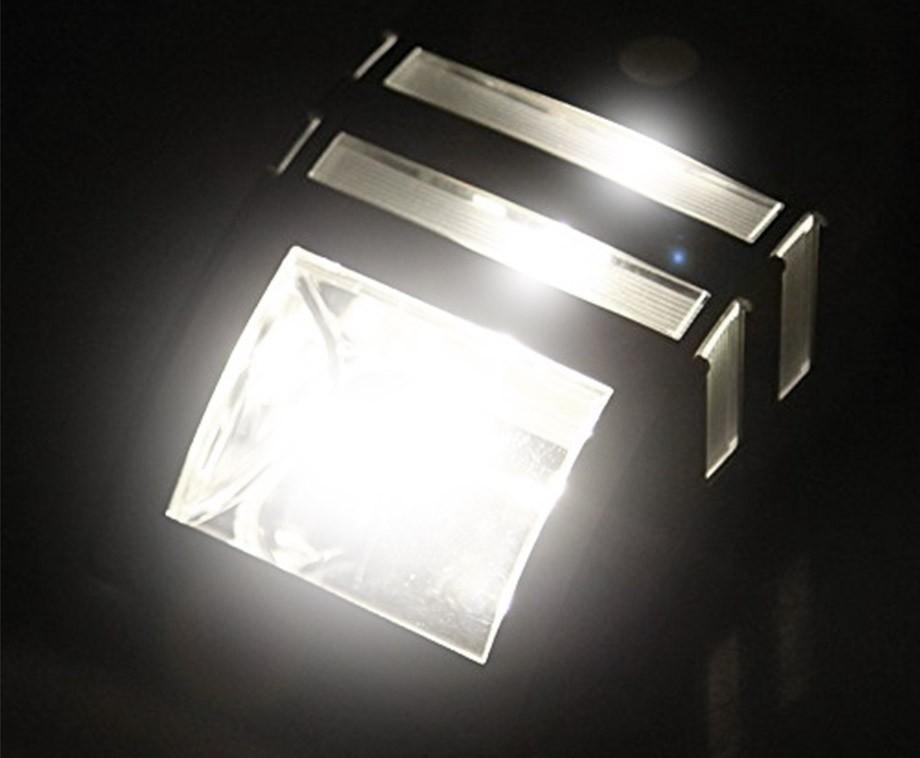 Solar LED Motion Buitenlamp - Met Ingebouwde Bewegingssensor!