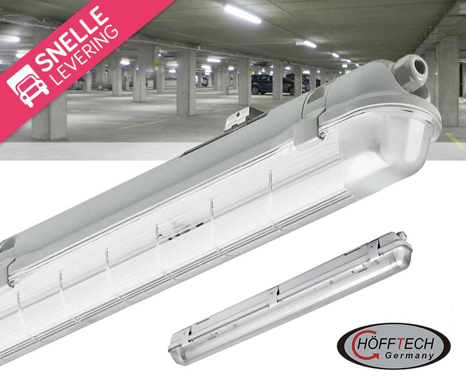 Waterdichte LED TL Balken - 1, 2 of 4 Stuks Met Oplopende Korting!