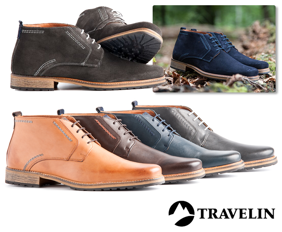 Sombres Travelin Chaussures London Pour Les Hommes KwySL