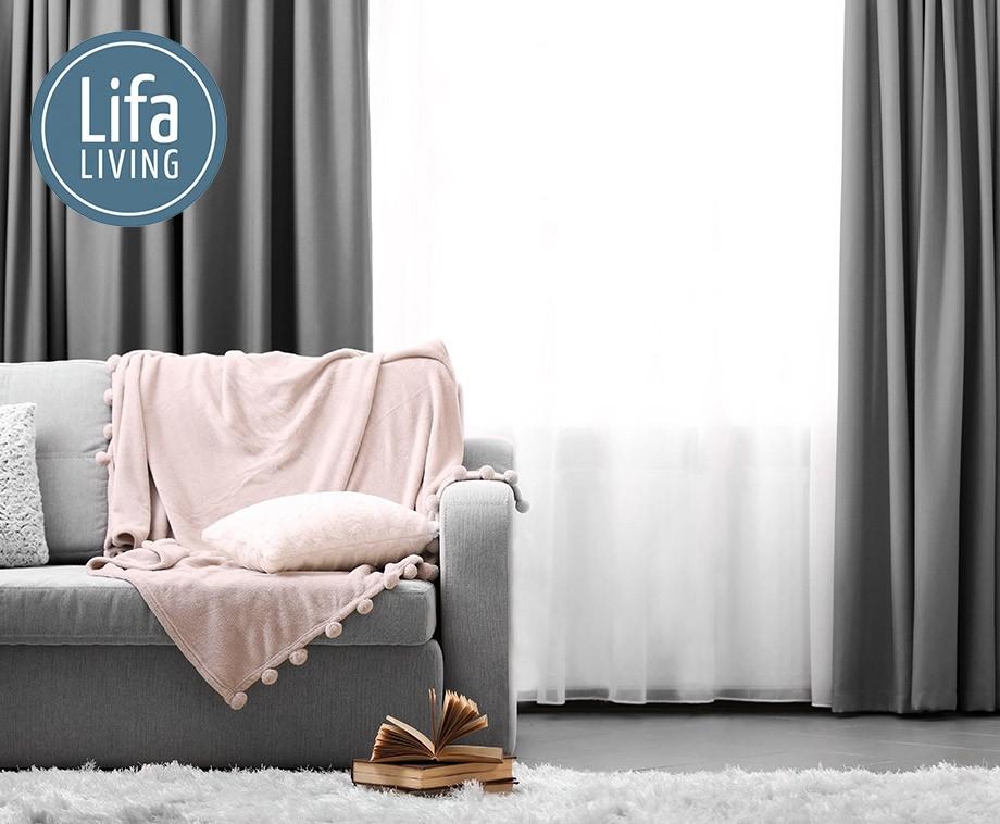 Lifa Living Isolerende Verduisterende Gordijnen - Kies Uit 10 ...