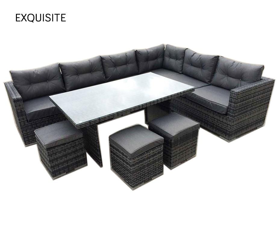 Goedkope Loungeset Tuin : Luxe loungeset voor in de tuin verschillende sets verkrijgbaar