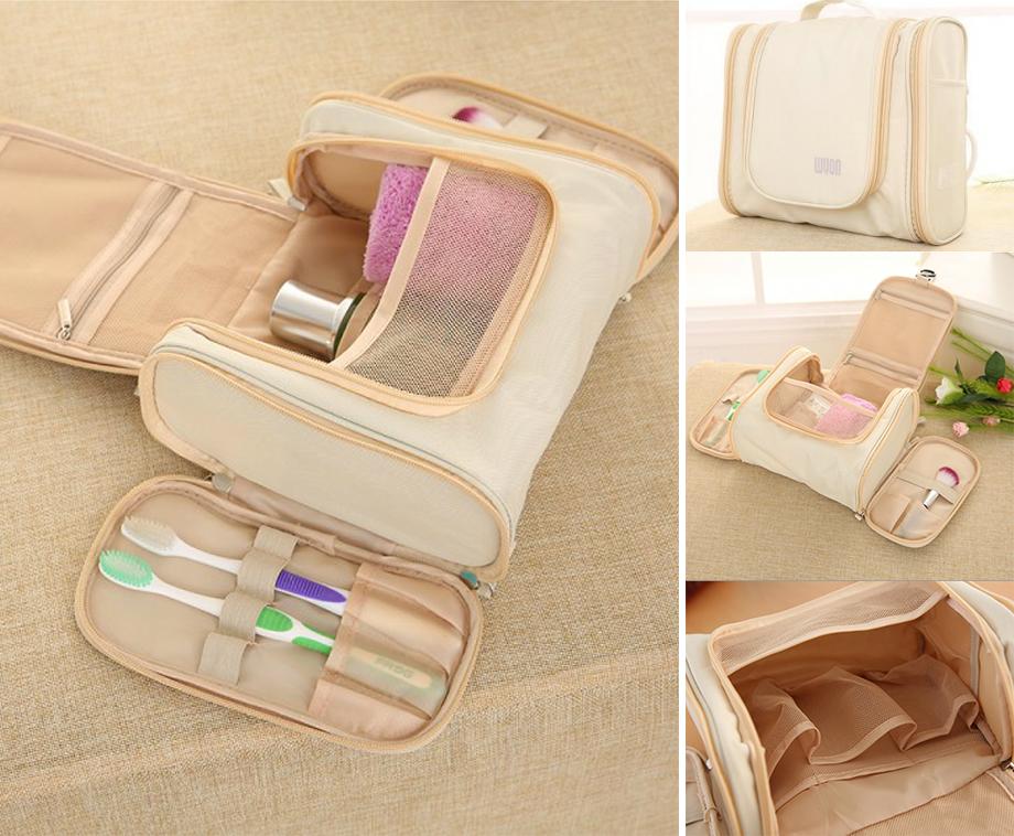 76af4279ec2 Handige Make-Up Tas - Verkrijgbaar In 2 Verschillende Kleuren ...