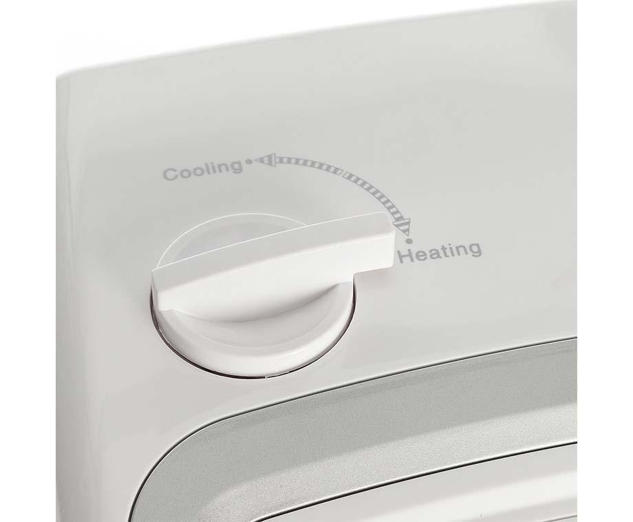 Mesa Living Krachtige Air Cooler - Met Timerfuntie En Afstandsbediening!
