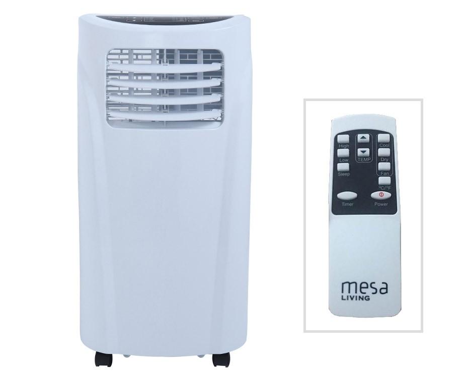 Mesa Living 3-in-1 Mobiele Airco - Krachtige 7000BTU Koelprestaties!