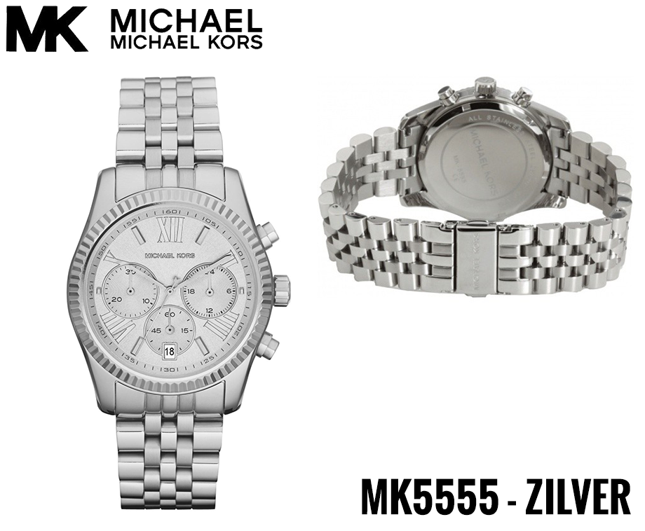 fcc6a3e10db Michael Kors Dames- of Herenhorloge - Keuze Uit 13 Schitterende Modellen!