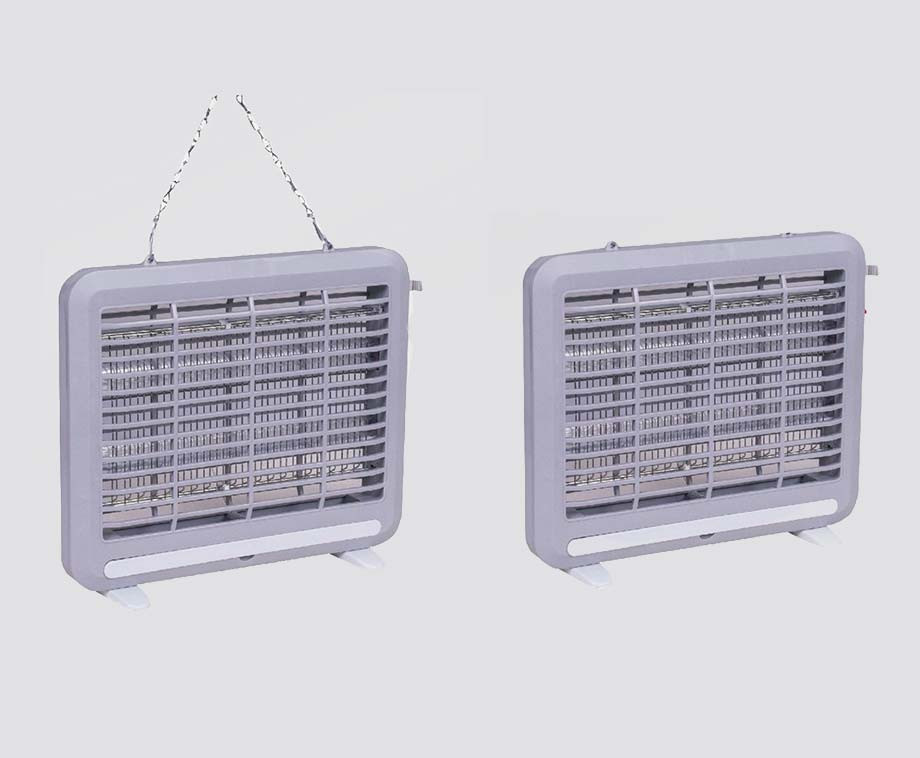 Mosquito Killer LED Lamp - Lokt En Doodt Muggen, Vliegen En Ander Ongedierte!
