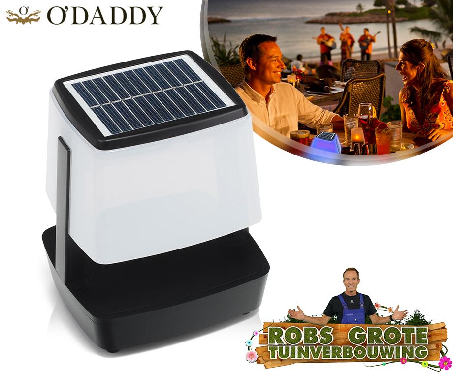 O\'Daddy Tafelspeaker met LED Verlichting – Gezien Bij Rob\'s Grote ...