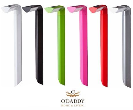 O Daddy Lampen : O daddy haakse solar led tuin lampen in kleuren gratis