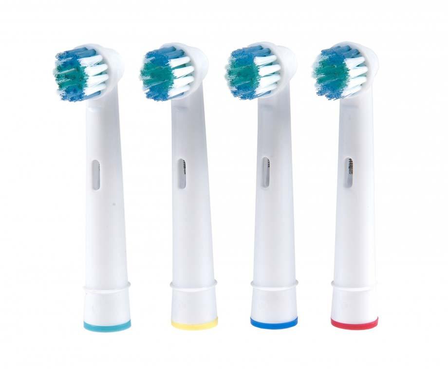 MEGA PACK: 32x Opzetborstels geschikt voor Oral-B!