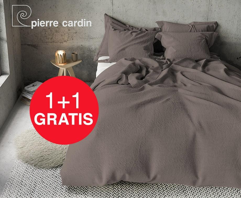 Luxe Pierre Cardin Cardin Dekbedovertrekken - Vandaag 1+1 GRATIS!