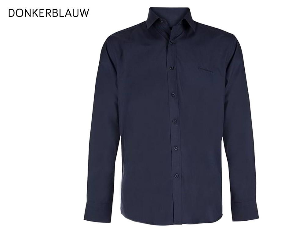 Pierre Cardin Overhemden - Kies Uit Maat S t/m XXL En 6 Kleuren!