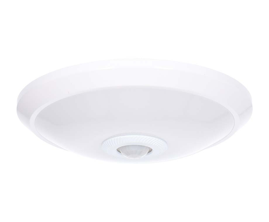 LED's Light Plafondlamp Met Sensor - Energiezuinig En Gaat Extreem Lang Mee!