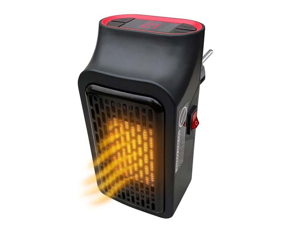 Compact Fast Heater - Vandaag 1+1 GRATIS!