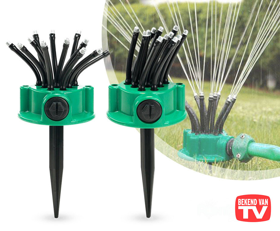 Flexi Point Sprinkler - Vandaag 1+1 Gratis!