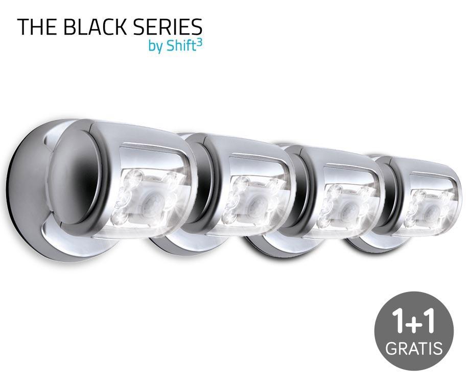 Felle Draadloze LED Verlichting Met Sensor - Vandaag 1+1 GRATIS ...