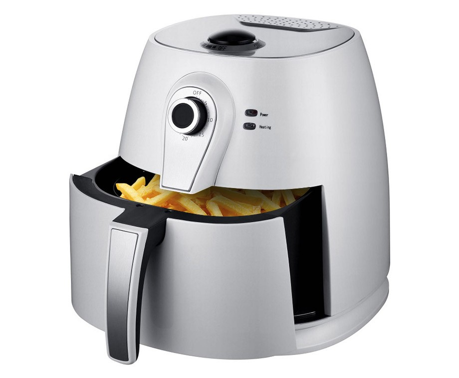 Royalty Line Airfryer - Zilver