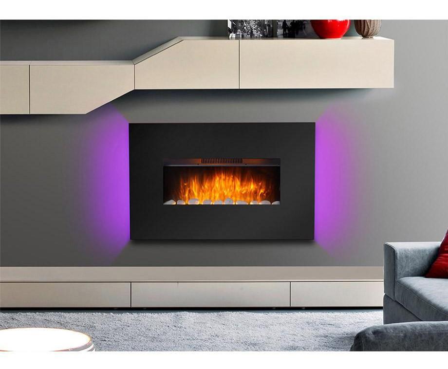 Elektrische Moa Design Sfeerhaard - Creëer Sfeer En Warmte Voor De Koude Dagen!