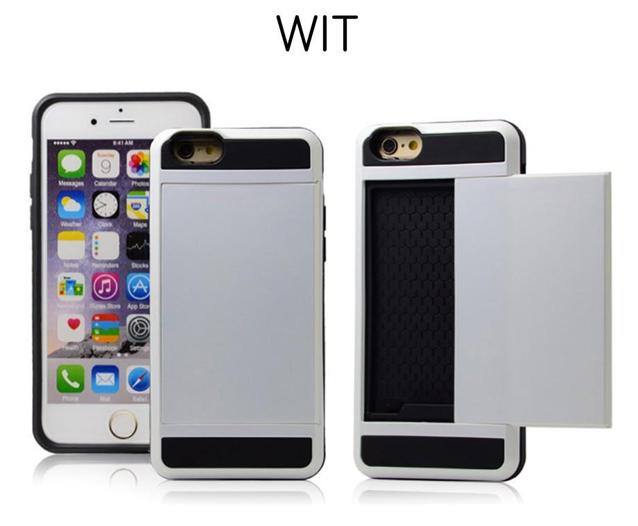 Wallet-case voor iphone en samsung
