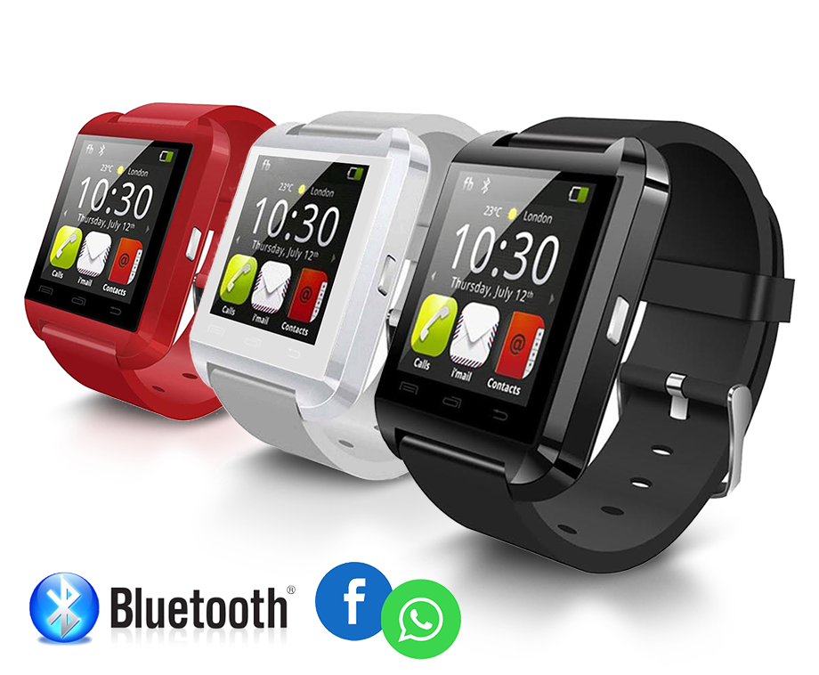 Smartwatch Voor iPhone En Android – Notificaties Bekijken ...