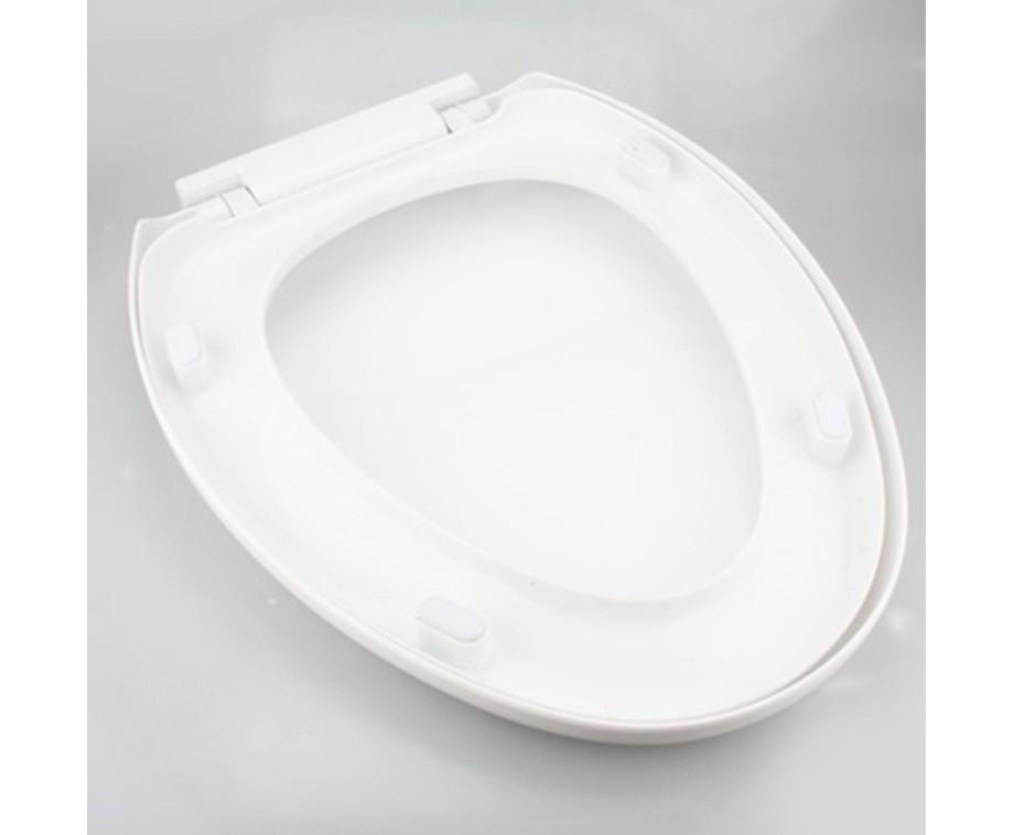 Grulux Softlose Toiletbril - Sluit Zacht En Geluidloos!