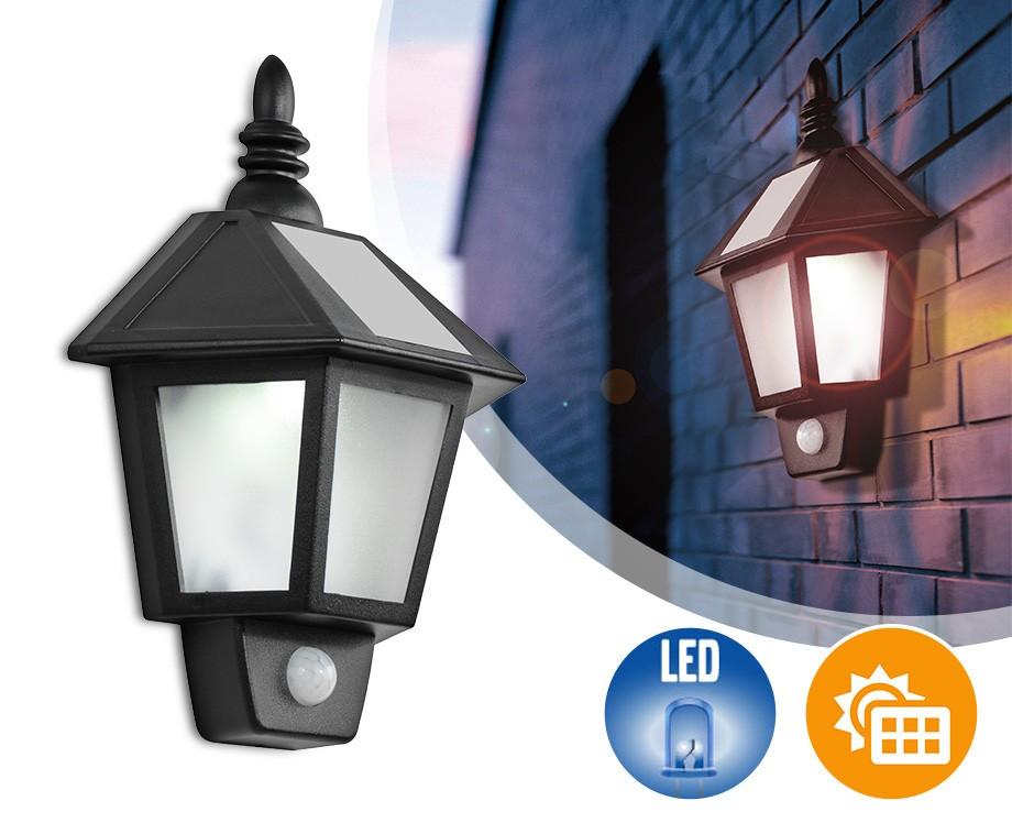 Buitenverlichting led met sensor hubo led lamp voor buiten op