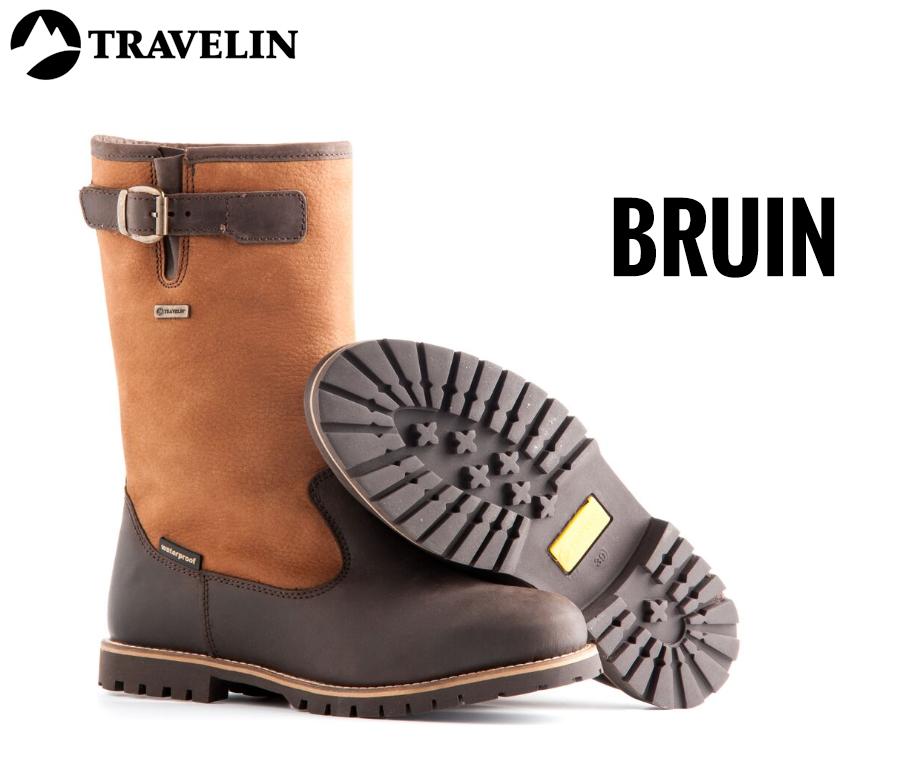 Travelin' Outdoor Laarzen Voor Mannen En Vrouwen - 100% Waterdicht & Warmte Isolerend!