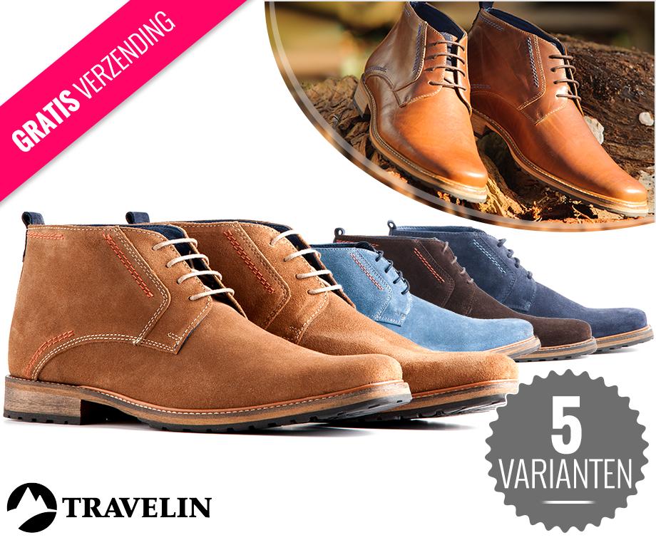 Travelin Chaussures Marron Londres Pour Les Hommes PslpTR21aw