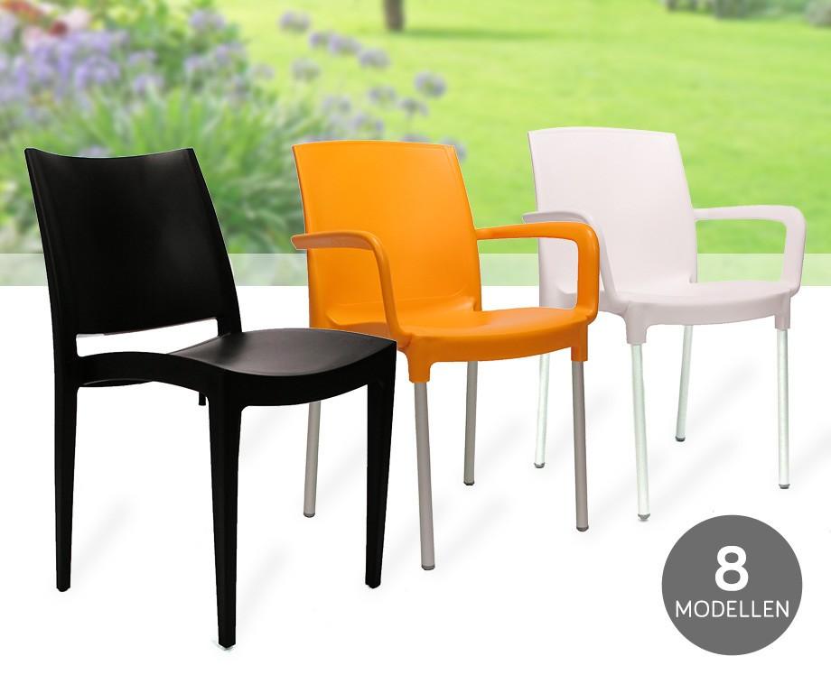 Breazz Tuinstoelen In Zomerse Kleuren   Keuze Uit 8 Verschillende Modellen!