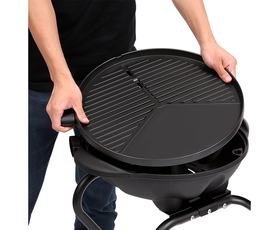 turbo grill luxe elektrische barbecue keuze uit 2. Black Bedroom Furniture Sets. Home Design Ideas